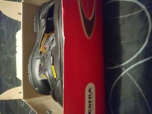 Brand New Cofra Work Boots Size 9 (No Laces)