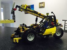 Lego technics telescopic forklift (8295) Townsville Townsville City Preview