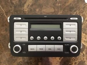 VW car stereo very good condition