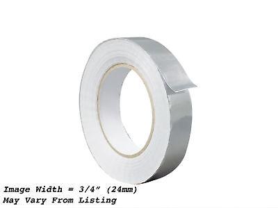 Wod Af-20r General Purpose Heat Resistant Aluminum Foil Tape 1 In. X 50 Yds.