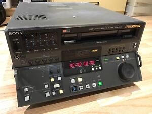 Sony DVW-A510 digital betacam player