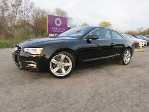 2014 Audi A5 KOMFORT WITH LOW MILEAGE SAFETY AND WARRANTY INCL