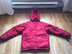 Sierra Designs Down Coat