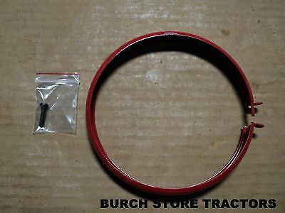 New Farmall Head Light Ring Clamp A Av B Bn C Cub H M Super A W6 W4 Super C I4