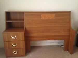 Single bed head 80's style Albany Albany Area Preview