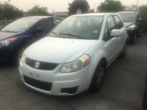 2009 Suzuki SX4 ONE, OWNER, AIR CONDITIONING, AUTOMATIC