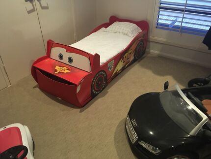 Lightning McQueen Toddler Bed Mattress