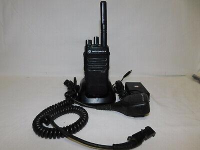 Motorola Xpr3300 Uhf 403-512mhz Dmr Analog Mototrbo Digital Portable Radio Wmic