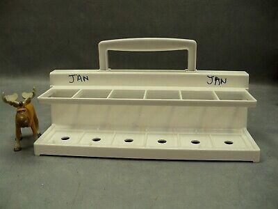 Thermo Scientific Nalgene Multi Bottle Rack Carrier 12 Bottles Or Vials