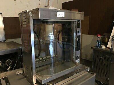 Mercosavory Sp5 Panorama Electric Chicken Rotisserie Oven