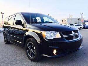 2017 Dodge Grand Caraven GT /Leather /Power Door/Dvd /Navi