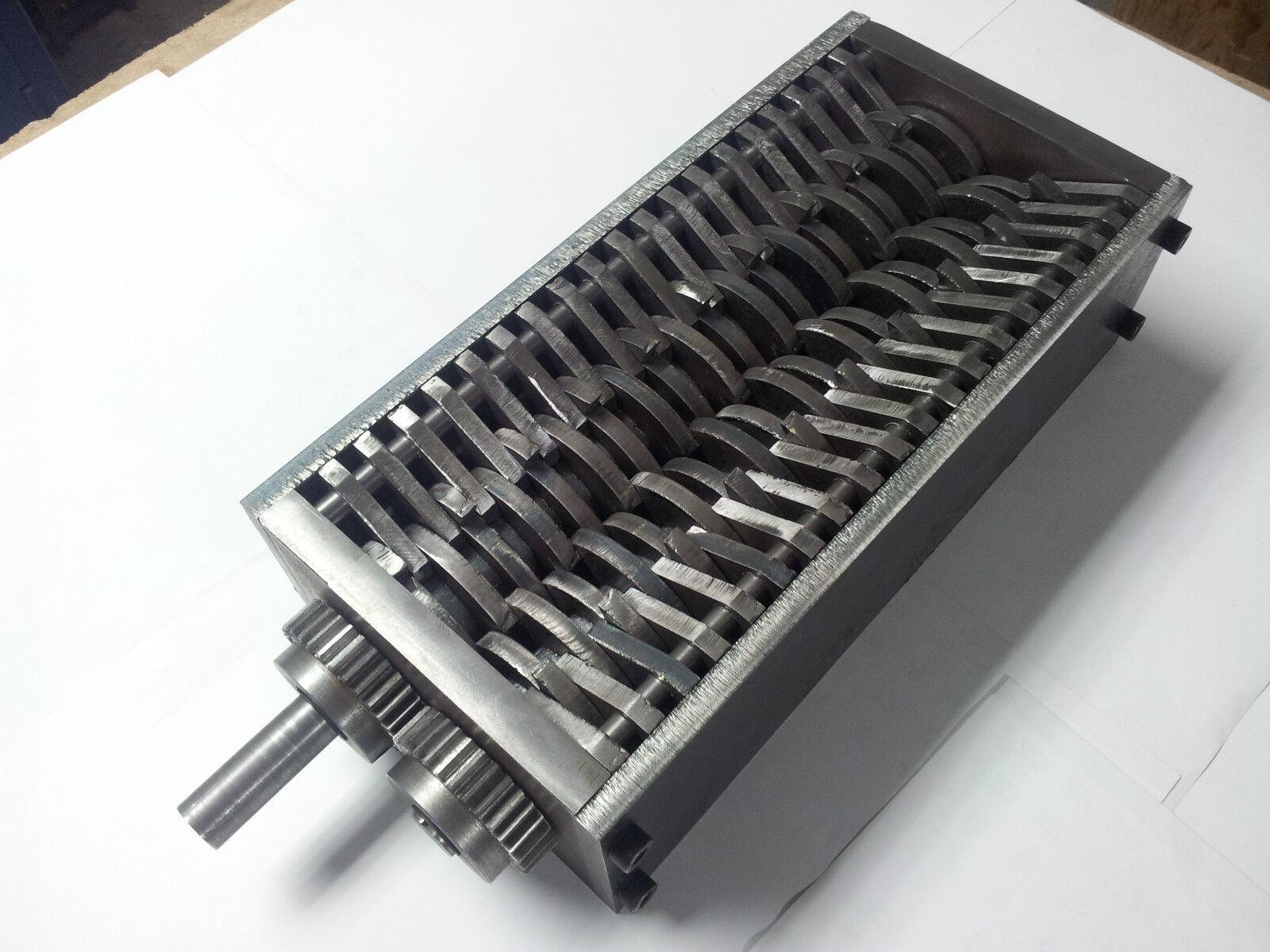mini shredder machine