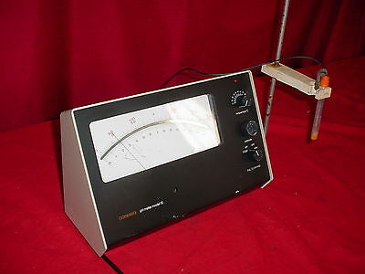 Corning 475110 Medical Scientific Ph Meter W Probe