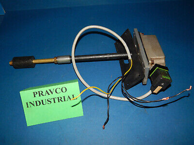 Barksdale Level Switch With Murr Electronik Plug 230v Acdc 10a