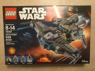 New 2016 LEGO Star Wars StarScavenger #75147 (Retired)