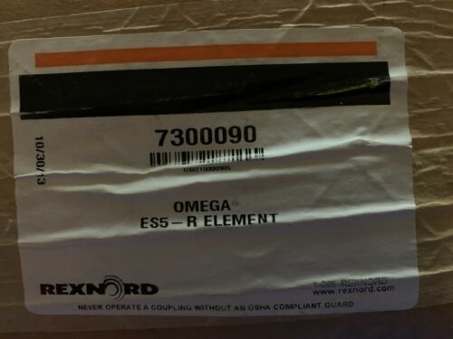 Rexnord ES5-R Omega 7300090 Flexible Spacer Element