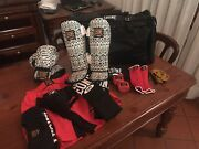 Kit Completo Kick Boxing Leone