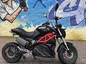 Motorcycle Style Ebike 60kph(Price Drop)