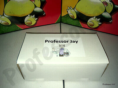 Pokemon Cards - 200x Mixed BUNDLE GIFT BOX inc BOOSTER / Sleeves / Ultra Rare