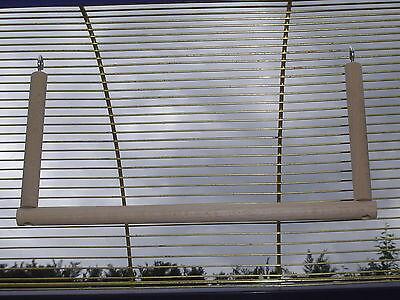 pipano breite Vogelschaukel 14 mm, Schaukel, Wellensittich, VB14