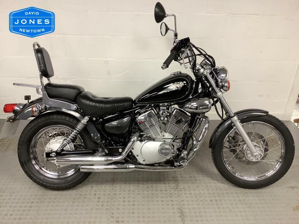 YAMAHA XV250 VIRAGO CUSTOM 250 - GREAT CONDITION - LOW MILEAGE