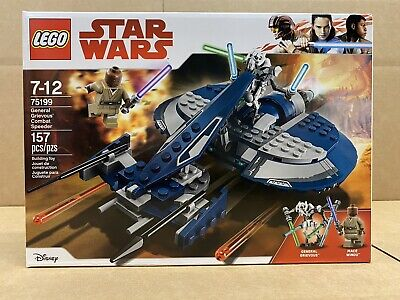 LEGO Star Wars - 75199 - General Grievous' Combat Speeder - NEW - FREE SHIPPING