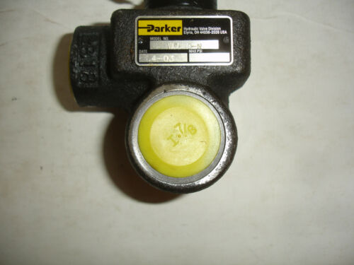 Safety Relief Valve Parker WJL-10-1900  WJL-10-NJ-1900 Volvo 40503 4820013281329