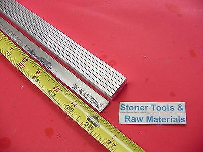 8 Pieces 18 X 12 Aluminum 6061 Flat Bar 36 Long T6511 .125 New Mill Stock
