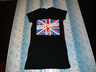 The Who Roger Daltrey Tour T Shirt sz WOMENS SMALL