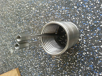 Stainless Coil Hot Water Or Multi-use 38 Female Npt 5004512