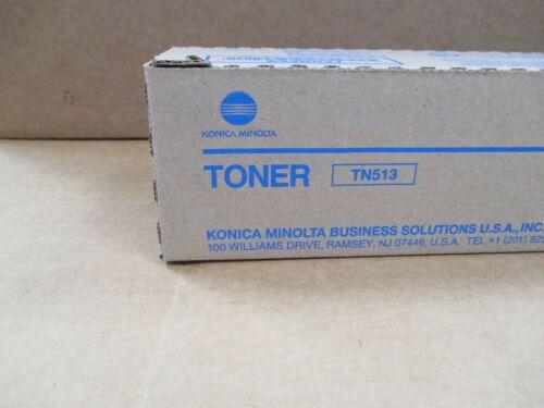Konica Minolta TN513 Black Toner