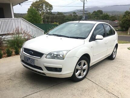 Ford Focus LX, 2006 (MY 2007) $5,500