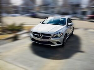 Mercedes cla 4 matic only 19,000 km no accidents