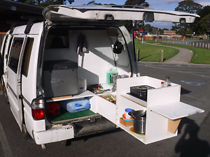 Ford econovan maxi Sydney City Inner Sydney Preview