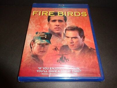 FIRE BIRDS-Nicolas Cage & Tommy Lee Jones specially trained for aerial assault
