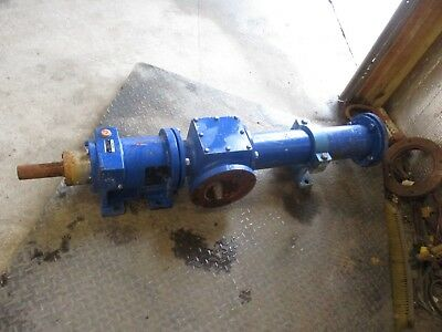 Moyno 6 Iron Pump Model3163082-1 Sn01 311001