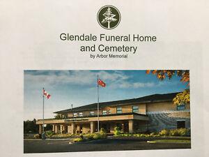 Cemetery Plot - Glendale Memorial Gardens