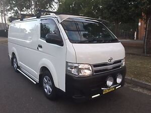 Toyota Hiace Old Guildford Fairfield Area Preview