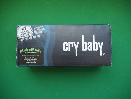MohoMods Cry Baby Wah Pedal