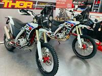 AJP 2021 PR7 NEW E5 RALLY AVENTURE TOP SPEC 2 MODELS IN STOCK NOW FROM £8995