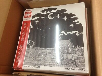 Kikagaku Moyo House in the Tall Grass Vinyl LP Record acid-folk! Japan! NEW SALE