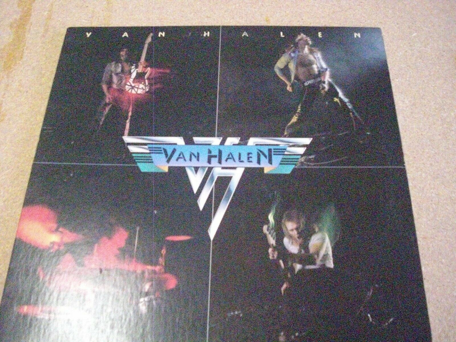 Van Halen - Van Halen - Runnin With The Devil - $10.50