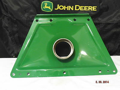 John Deere An160866 800085000450 End Wheel Grain Drill Wheel Axle Plate