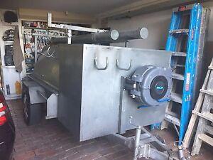 6x4 Tradesman trailer with compressor box Maidstone Maribyrnong Area Preview