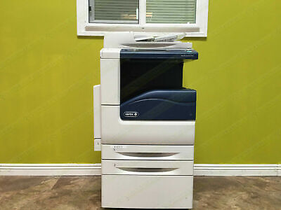 Xerox Workcentre 5325 Laser Mono Bw Printer Scanner Copier 25ppm A3 Mfp 5335