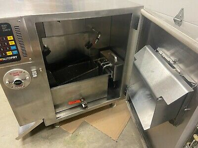 Autofry Mti-10 Ventless Automated Electric Fryer 240v 1ph