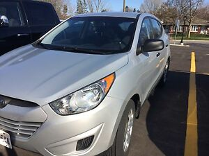 Hyundai Tucson 2013 Manual