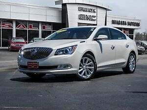 2014 Buick LaCrosse Leather Package...** ONE Owner!!  Purchased,