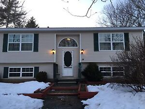 Home on a 2.3  Acre Lot - Middle Sackville