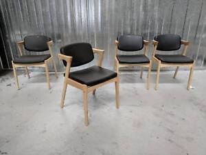 Designer Dining Chairs Epping Whittlesea Area Preview